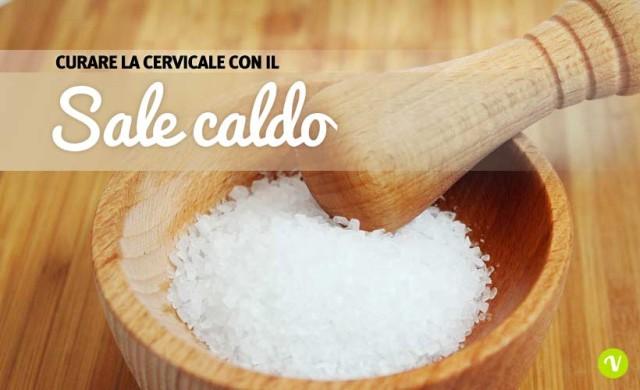 Come curare la cervicale con il sale caldo