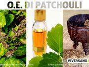 Olio essenziale di patchouli proprietà e usi