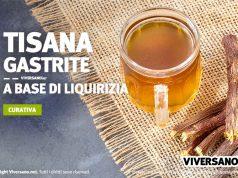 Immagine della tisana contro la gastrite a base di liquirizia