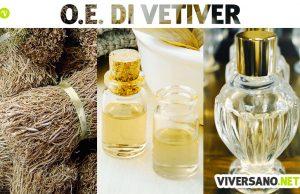 Olio essenziale di vetiver: proprietà e usi