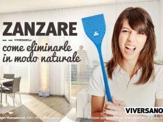 Copertina dell'articolo - Rimedi naturali contro le zanzare