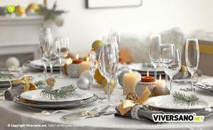 Natale: come apparecchiare la tavola