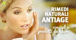 Immagine di copertina dell'articolo - Attenuare le rughe con prodotti e rimedi naturali