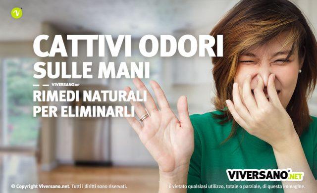 Come eliminare i cattivi odori dalle mani con rimedi - Eliminare gli odori in casa ...