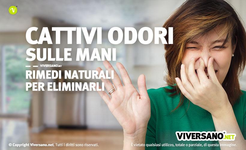 Copertina dell'articolo - Come eliminare i cattivi odori sulle mani