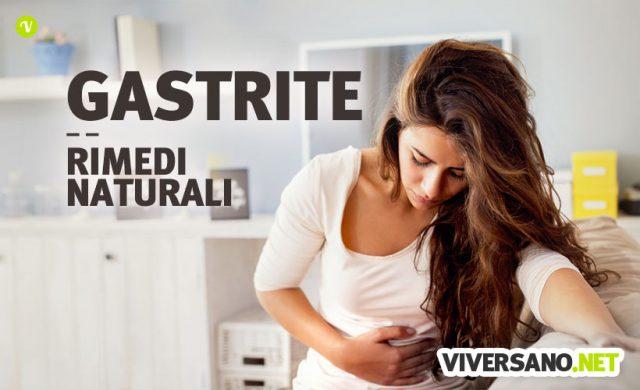 Gastrite: cause, sintomi e rimedi naturali