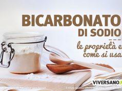 Bicarbonato di sodio proprieta e come usarlo