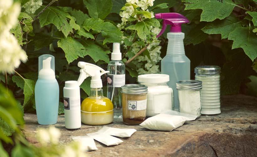 Quali sono i migliori prodotti naturali per la pulizia di for I migliori piani di casa aperti