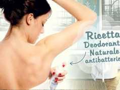 Deodorante antibatterico naturale