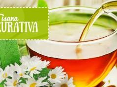 Tisana per curare la gastrite nervosa con camomilla e melissa