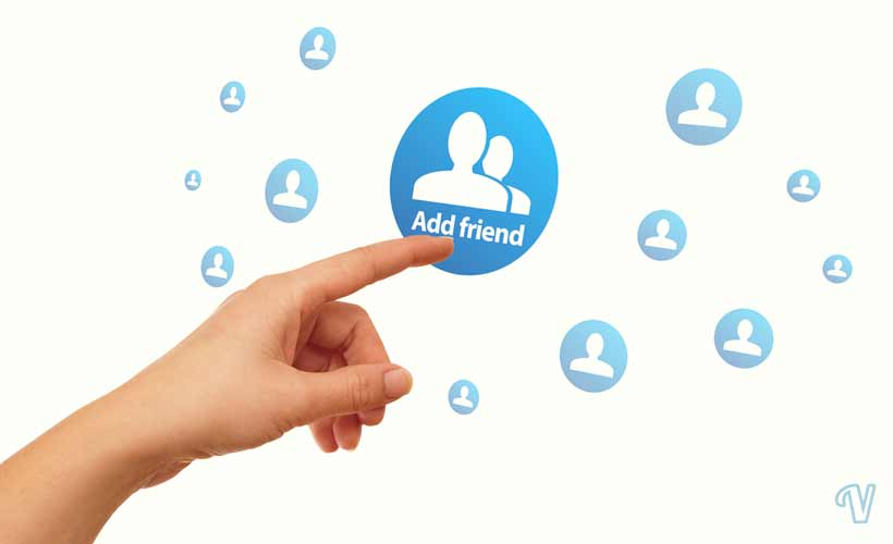 amicizie e social network