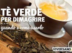Tè verde per dimagrire: ecco le proprietà dimagranti del the verde
