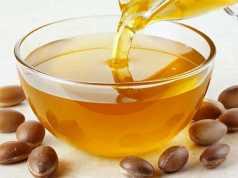 olio di argan in cucina