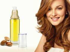 olio di argan per capelli