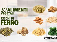 Copertina dell'articolo chiamato 10 alimenti vegetali ricchi di ferro