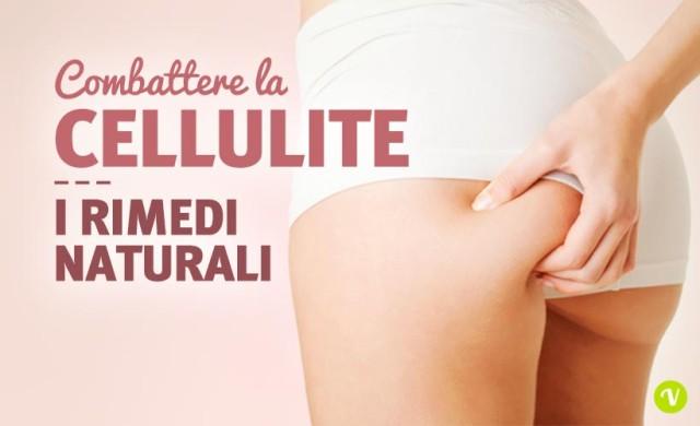 Come combattere la cellulite con i rimedi naturali più efficaci