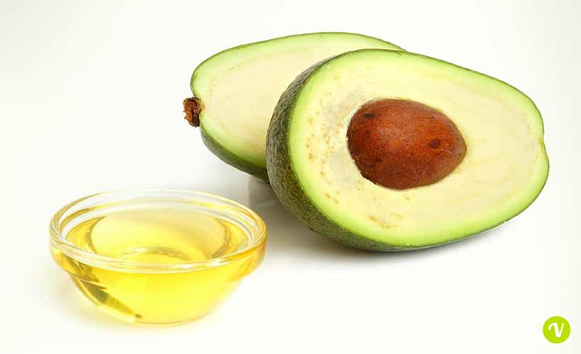 olio di avocado per la bellezza