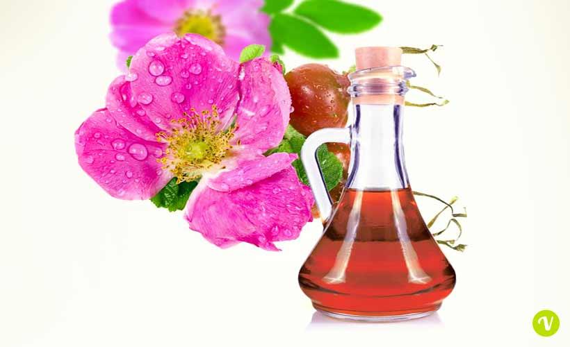 olio di rosa mosqueta per la bellezza
