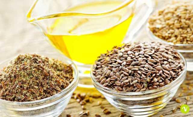 olio di semi di lino proprieta