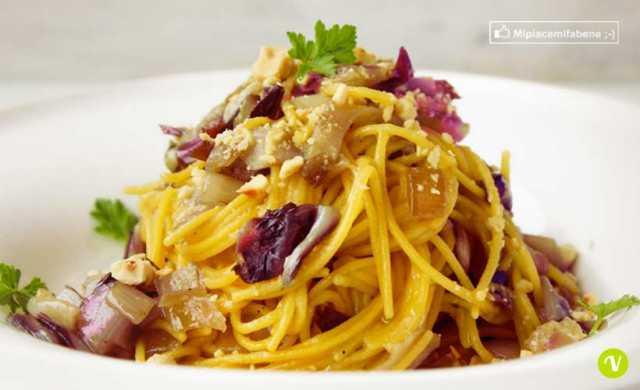 Spaghetti di mais senza glutine