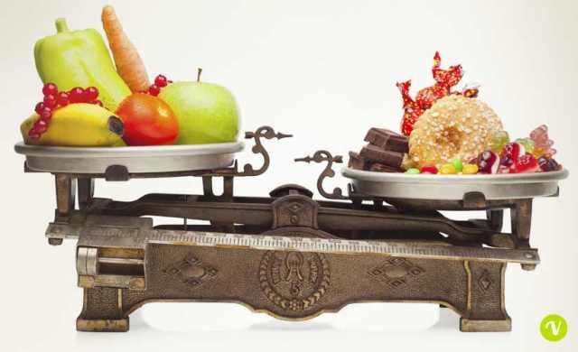 assorbimento delle calorie