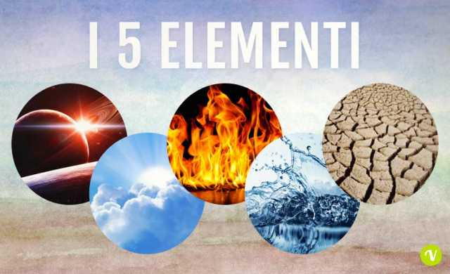 I cinque elementi in Ayurveda