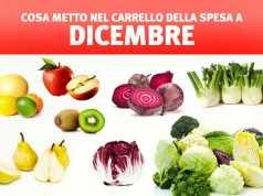 Alimenti stagionali: cosa mangiare a Dicembre