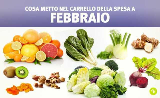 Frutta e verdura di stagione ecco tutti i prodotti di for Quali verdure possono mangiare i cani