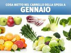 Alimenti stagionali: cosa mangiare a Gennaio
