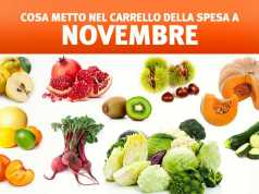 Mangiare di stagione a Novembre