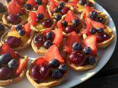 Tortine veg di frutta
