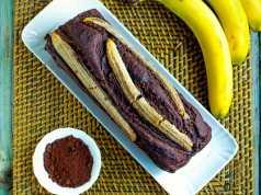Banana Bread senza uova, burro e zucchero