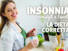 I consigli della nutrizionista per una dieta anti insonnia