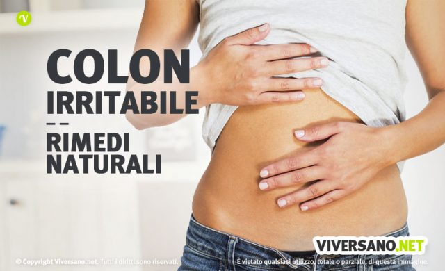 Sidrome colon irritabile: sintomi, cause e rimedi naturali