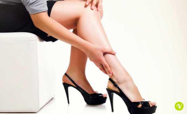 Gambe gonfie e pesanti: rimedi naturali