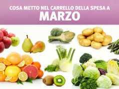 Alimenti stagionali: cosa mangiare a Marzo