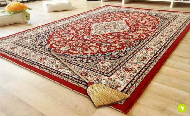 Come pulire un tappeto con metodi naturali ecco alcuni - Tappeti x salotto ...