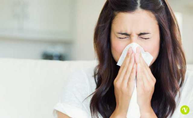 Raffreddore sintomi e cause