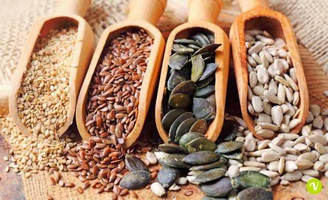 Semi oleosi proprieta e benefici
