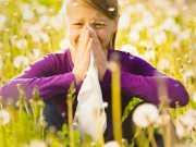 Rimedi naturali allergie di primavera