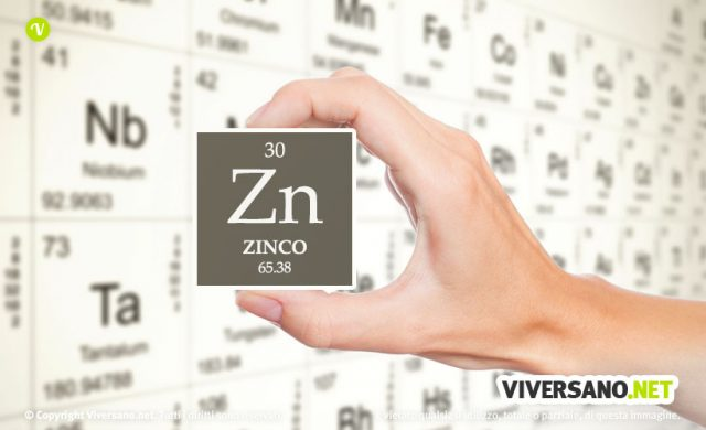 Zinco: a cosa serve, carenza e alimenti