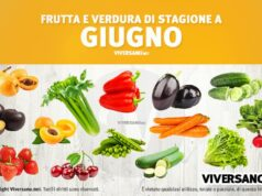 Copertina dell'articolo - Alimenti di stagione a giugno