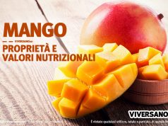 Frutto del mango: proprietà, benefici e controindicazioni