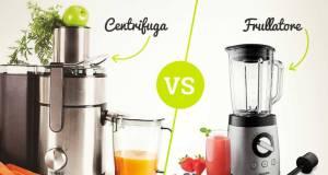 Differenze tra centrifuga e frullatore