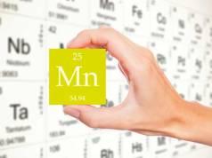 Manganese proprietà e funzioni