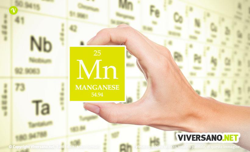 Copertina dell'articolo - Manganese: proprietà, carenza e alimenti