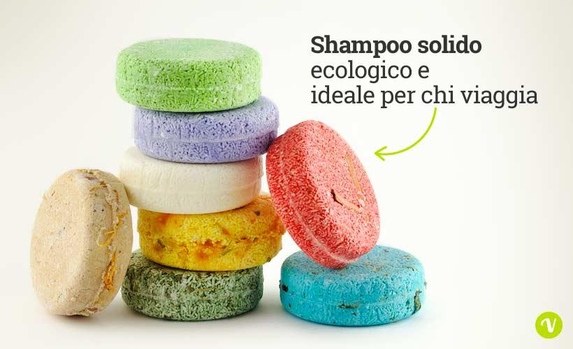 Shampoo solido: come funziona