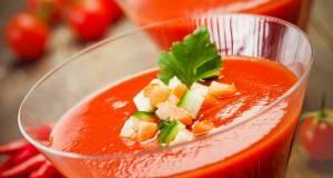 Ricetta veloce: il Gazpacho di verdure