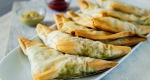 Ricetta per preparare i samosa indiani