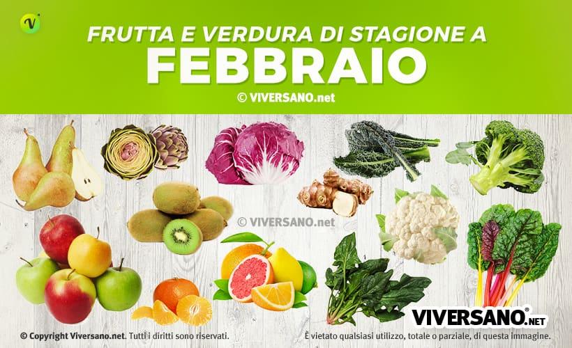 frutta e verdura da mangiare a dieta